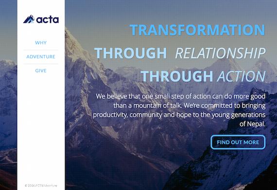 ACTA Teaser Image