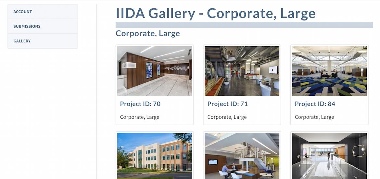 IIDA Listing